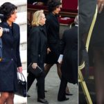 Storm on Lady Renzi: she looks wrong and gives scandal with her short skirt