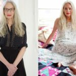 Jacky O'Shaughnessy ageless beauty: model at 62 years old