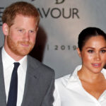 Meghan Markle and Harry separated on Valentine's Day. Surprise for dinner