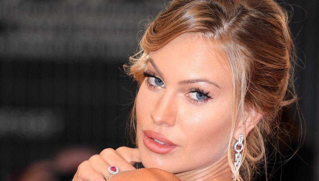 Taylor Mega has a new girlfriend: Giorgia Caldarulo