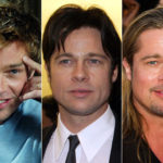 Brad Pitt's 50 years: all the changes in looks (and in women)