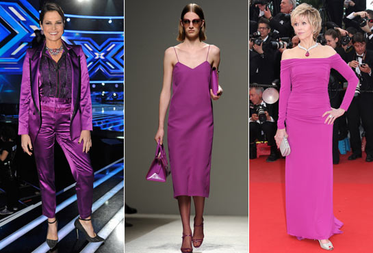 """""""Radiant Orchid"""": this is the fashion color of 2014 according to Pantone"""