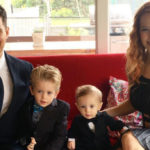 """Michael Buble, his son Noah is cured of cancer: """"A miracle"""""""