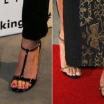 Guess which super paid model these feet are ...