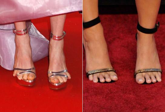 Hunziker feet michelle Michelle Hunziker