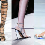 Shoes on the catwalk in Milan: the most beautiful models for spring-summer 2014