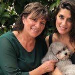 Who is Irma Sarale, the mother of Elisa Isoardi
