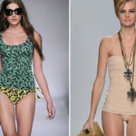 The bikini? It's out, this summer the US women will wear the tankini