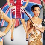 British style: English style fashion goes crazy
