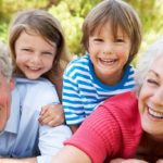 2 October: Grandparents' Day