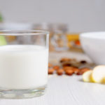 3-day diet with milk and apples: you lose 2 kg