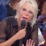 Amici Celebrities, the anger of Maria against Filippo and the homage to Emma
