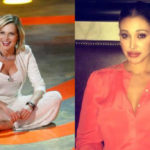 Belen Rodriguez and Simona Ventura together in a new show