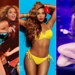 Beyoncé furious with H&M: photos in retouched bikini. But the curves win