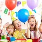 Birthday party, what to do? The ABC of a perfect day
