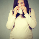 Cold in pregnancy: causes, risks and care