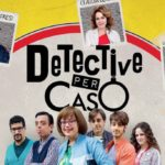 Detective by chance: where there is talent there are no barriers