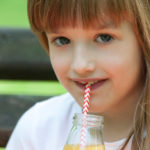 Do not give children juices to drink. Word of pediatrician
