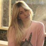 "Elena Santarelli on TV. ""You're a bad mother"" and she defends herself"