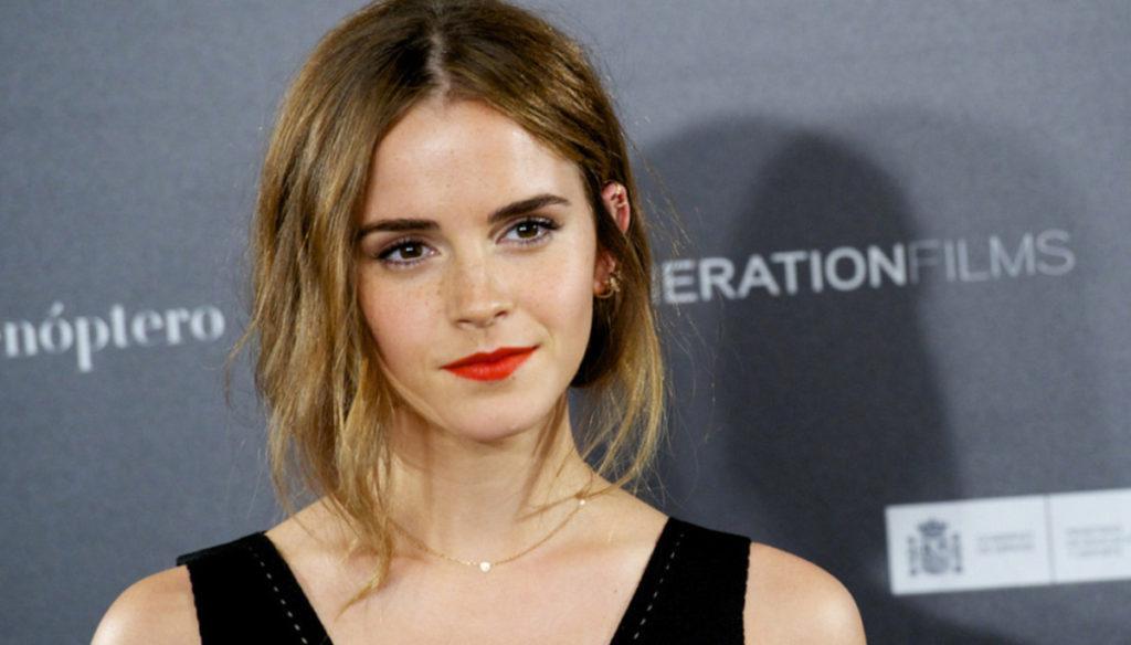 Emma Watson's beauty secrets