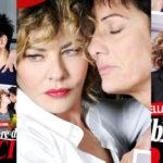 """Eva Grimaldi comes out: """"I love Imma Battaglia"""""""