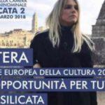 Francesca Barra, grammatical error in electoral posters