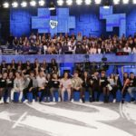 Friends 18, who are the 19 pupils of the school of Maria De Filippi