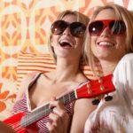 Full-color sunglasses