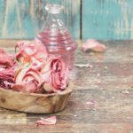 Gentle scrub: discover the do-it-yourself with roses