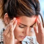 High blood pressure: sweat and headache, symptoms of endocrine hypertension