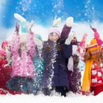 In the Nordic countries, children rest outdoors even on the coldest days