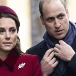 Kate Middleton, because William did not celebrate his son Louis's birthday