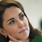 Kate Middleton reacts to rumors about a crisis with William