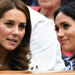Kate and Meghan have dinner together after tensions in the name of Diana