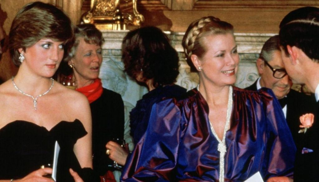 Lady Diana, the unsettling prophecy of Grace Kelly