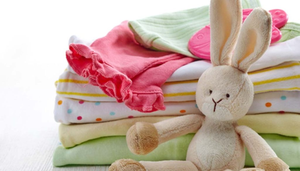 Layette for the newborn: this is what is needed