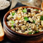 Macrobiotic diet: reduce cholesterol and lose weight