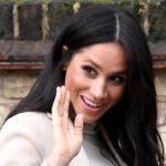 Meghan Markle, because she could give birth first and have a short labor