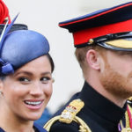 Meghan Markle in blue challenges the Queen and a new ring appears. But it doesn't convince