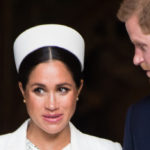 Meghan Markle says goodbye to another co-worker and retires until delivery