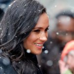 Meghan Markle, the tender gesture for security guards