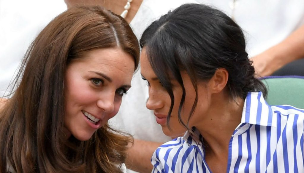 Meghan and Kate, the mystery of the purse revealed