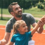 Memory, the positive effects of physical activity that are transmitted from father to son