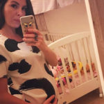 Micol Olivieri dei Cesaroni is pregnant for the second time