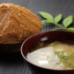 Miso, effects on the intestine and high cholesterol