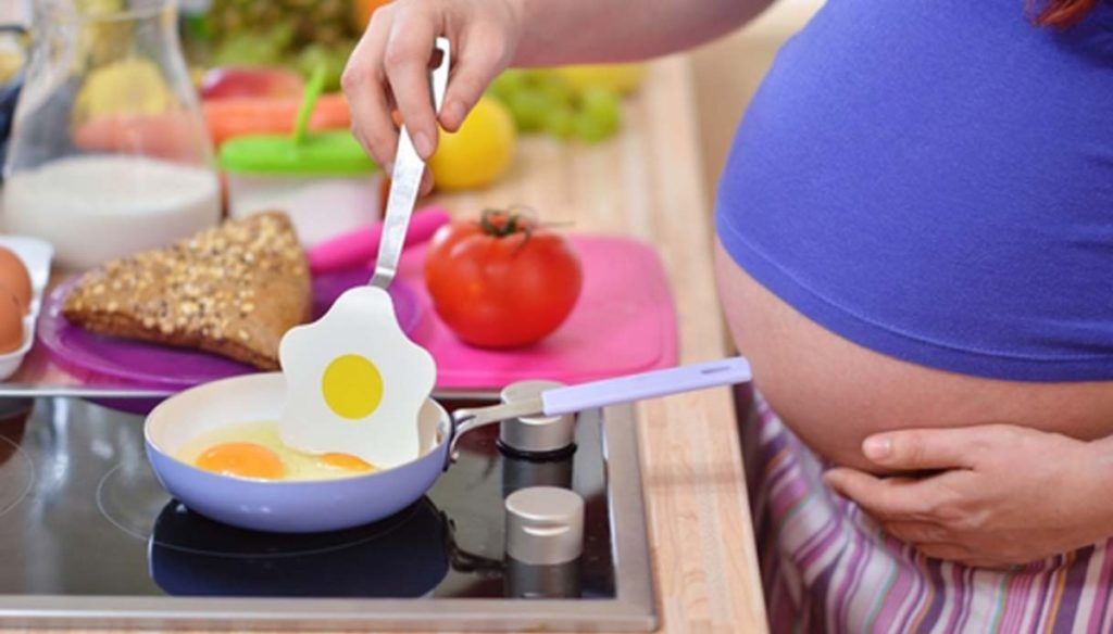 Nutrition in pregnancy: proteins