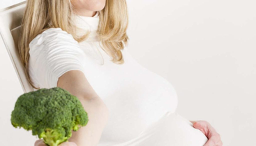 Nutrition in pregnancy: the role of lutein