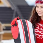 On the snow: how to protect your hair