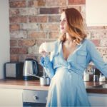 Pregnancy, drinking tea and coffee can put the unborn child at risk