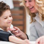 Pressure in children: when the values are normal